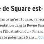 Le modèle de Square est-il possible en France ?