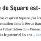 Le modèle de Square est-il possible en France ?