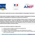 Annonces par Fleur Pellerin et consultation publique sur le nouveau cadre juridique du financement participatif