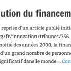 La révolution du financement participatif